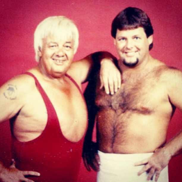 Stan Lane Wrestler