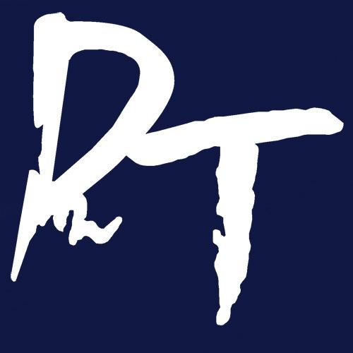 Dramatic Dream Team logo blu