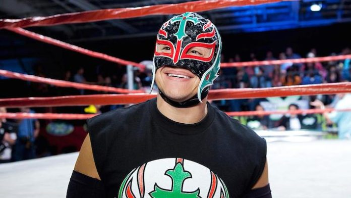 Rey Mysterio   Wrestling-News Net