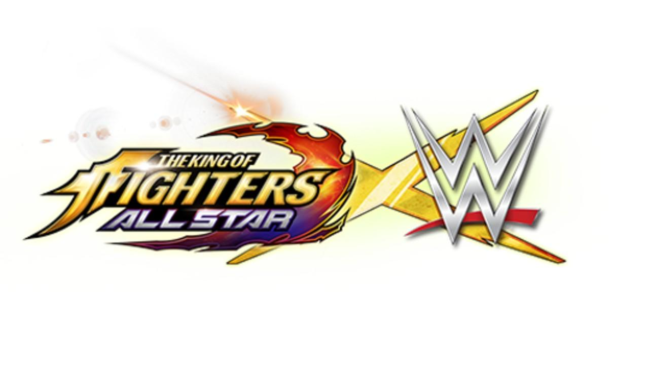 Wwe Stars To Be Featured In King Of Fighters Allstar Crossover