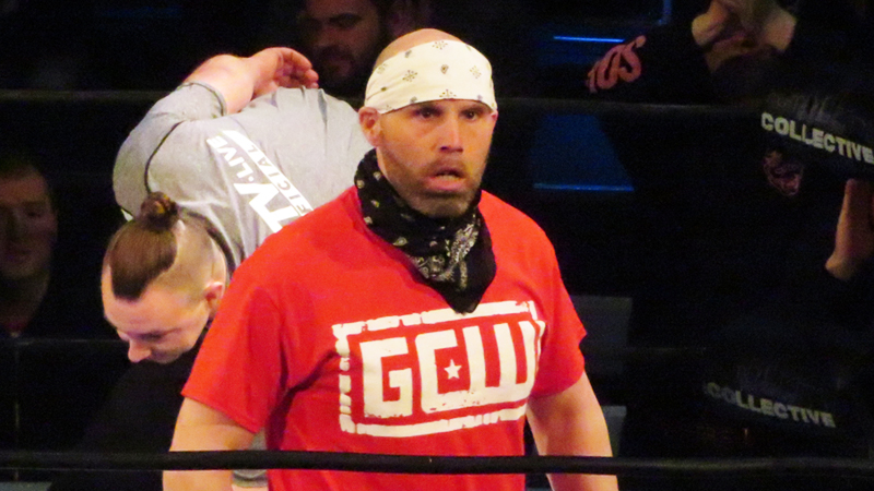 Nick Gage Makes AEW Debut On Dynamite: Fyter Fest